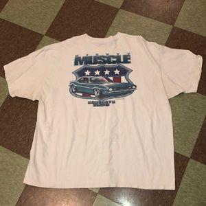 Muscle car T-shirt Logo Graphic xxl